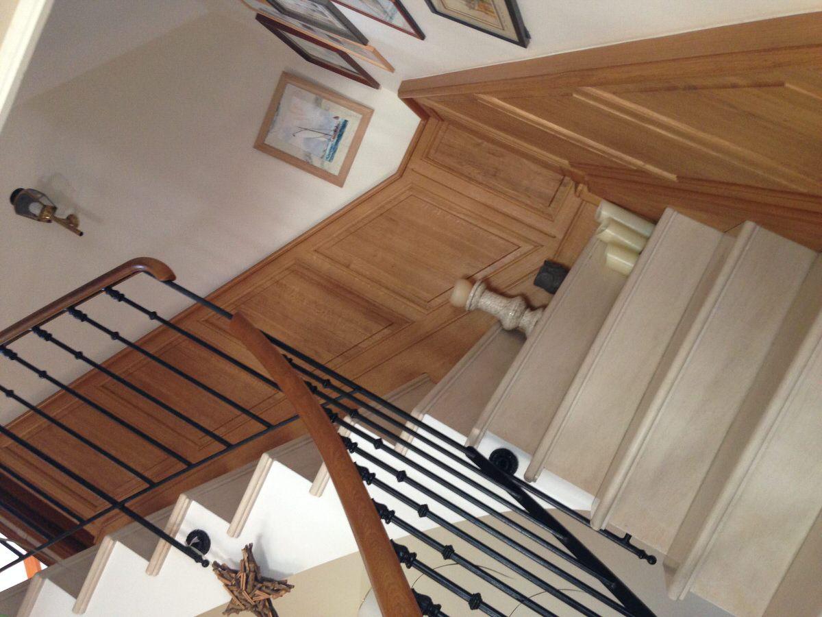 AM Déco Menuiserie - Escalier
