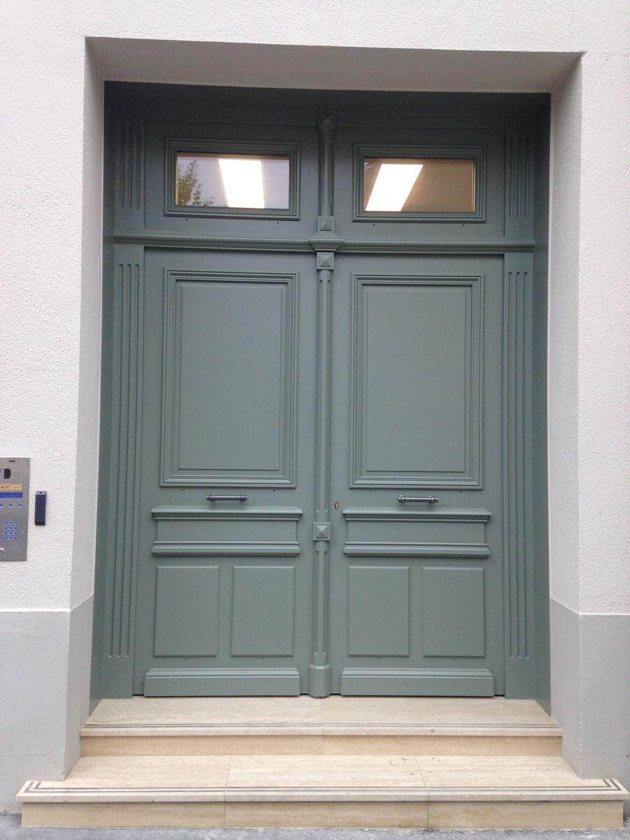 AM Déco Menuiserie - Porte d'entrée