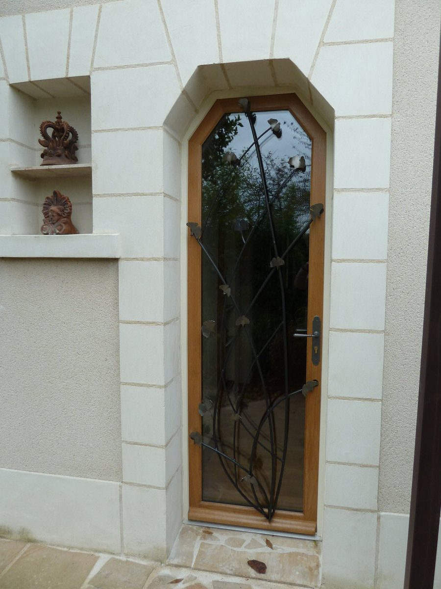 AM Déco Menuiserie - Porte