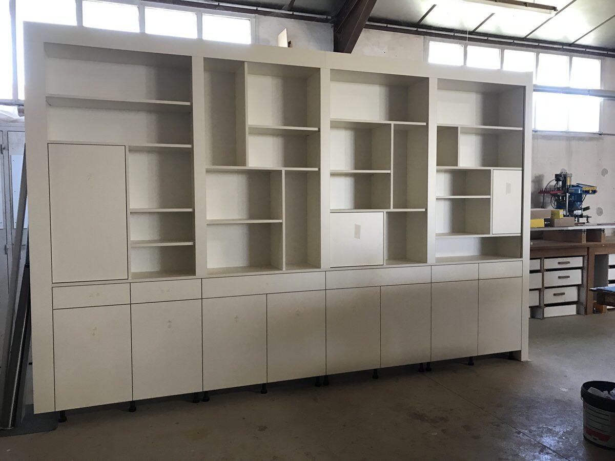 AM Déco Menuiserie - Processus de fabrication d'un meuble (Fini)
